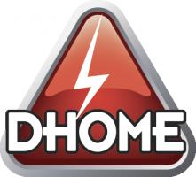 Logo DHome