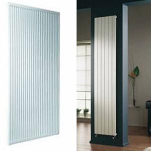 Radiateur vertical en acier Pro