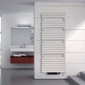 Sèche-serviette électrique classique