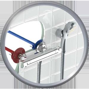 Kits De Fixation Muraux Ou Fixoplac Pour Installation Sanitaire