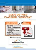 Guide de pose de plancher chauffant