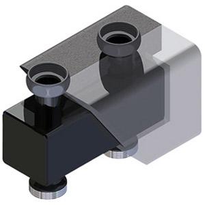 Séparateur hydraulique P-Pro horizontal 80-80