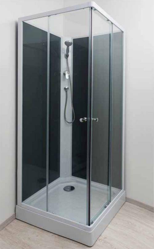 cabine de douche minea