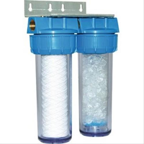 R/éutilisable Lavelinge Polyphosphate Adoucisseur Anticalcaire Filtre Eau