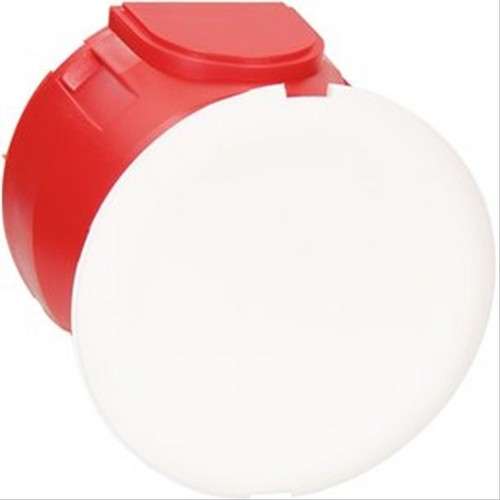 Boite luminaire couvercle de finition pour applique Legrand