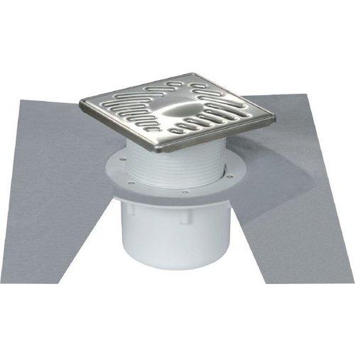Siphon nicoll pour sols carreler verticale 50 63 - Accessoires douche italienne ...