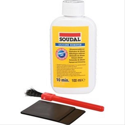 Eliminateur de silicone Soudal