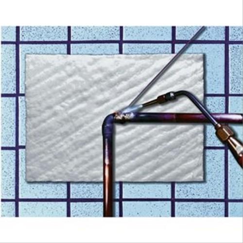 pare flamme aluminium xuper thermique pour soudure castolin d180042a plomberie. Black Bedroom Furniture Sets. Home Design Ideas