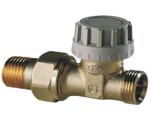 Robinet droit thermostatique m le m22 1 2 cot radiateur senso d195205a comap robinet droit - Robinet thermostatique droit ...