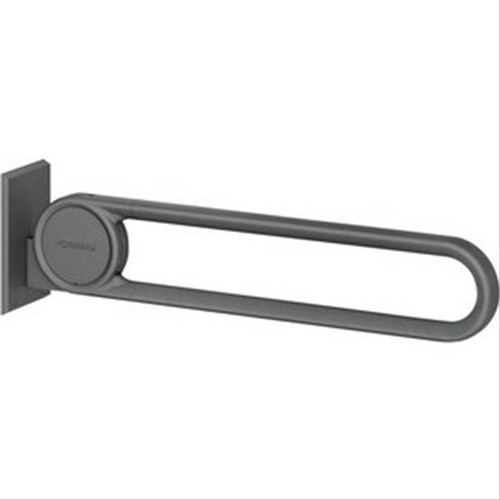 barre d 39 appui rabattable cavere normbau l 600mm d201233a barre de douche barre d 39 appui. Black Bedroom Furniture Sets. Home Design Ideas