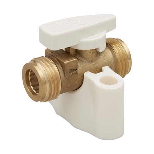 Installation gaz robinet et vanne gaz naturel - Robinet de gaz cuisine ...