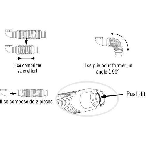 vidage vier siphon vier sec anti remont d 39 odeur. Black Bedroom Furniture Sets. Home Design Ideas