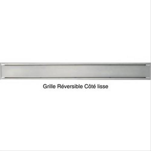 Douche Italienne Grille Reversible Pour Receveur A Carreler Avec