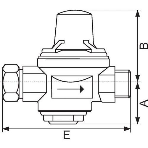 R ducteur r ducteur de pression desbordes apr s compteur n - Reducteur de pression d eau apres compteur ...