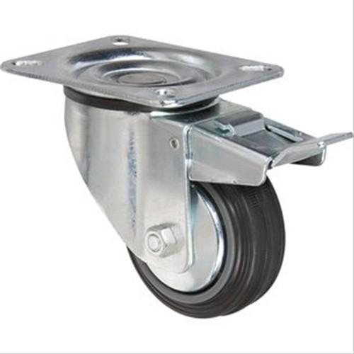 roulette pivotante avec frein s rie s2c af 80mm d450255a roulette roulette pivotante avec frein. Black Bedroom Furniture Sets. Home Design Ideas