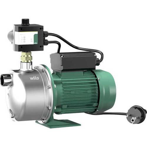 Pompe salmson jetson pac 2m irrig distribu eau potable inox 220v 650w 5000l h d509041a arrosage - Pompe de surface pour puit 10m ...