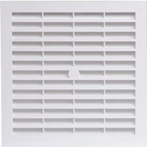 grille carr e avec moustiquaire 201 x 201 d510320a grille de ventilation grille carr e avec. Black Bedroom Furniture Sets. Home Design Ideas