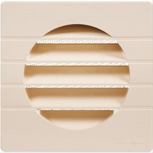 grille carr e nicoll pour tube pvc 125 d511125a sanitaire. Black Bedroom Furniture Sets. Home Design Ideas