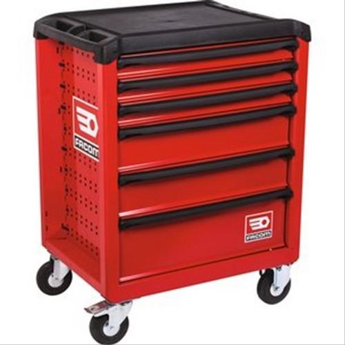 Servante 6 tiroirs Facom L748xP515xH970mm d514078a Rangement d'outils Servante 6 tiroirs Facom