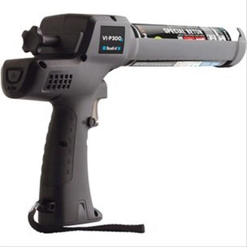 Pistolet sans fil pour cartouches silicone/mastic