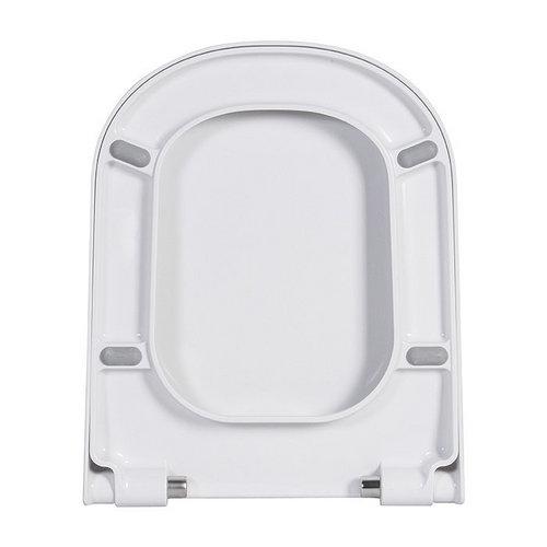 abattant abattant frein de chute d light flush vitra blanc nf. Black Bedroom Furniture Sets. Home Design Ideas