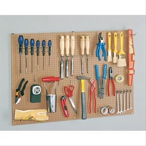 panneau porte outils perfor avec crochets d741188a rangement d 39 outils panneau porte outils perfor. Black Bedroom Furniture Sets. Home Design Ideas