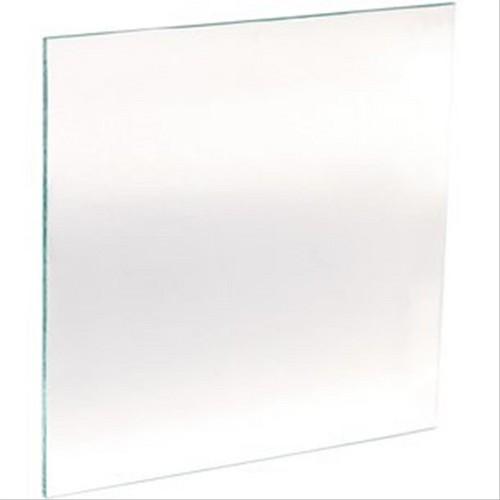 vitre de rechange verre 168x168mm d945002a s curit gaz coffret sous verre dormant. Black Bedroom Furniture Sets. Home Design Ideas