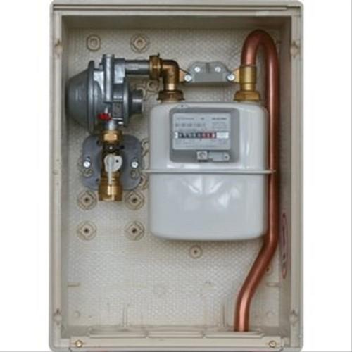 Installation gaz coffret gaz naturel - Installation compteur gaz ...