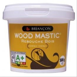 mastic bois en poudre wood mastic bi bois fonc bo te. Black Bedroom Furniture Sets. Home Design Ideas