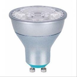 Lampe led spot gu10 ge 6w 4000 k 25 360 lumen h57x 50 2mm for Lampe 4000 kelvin