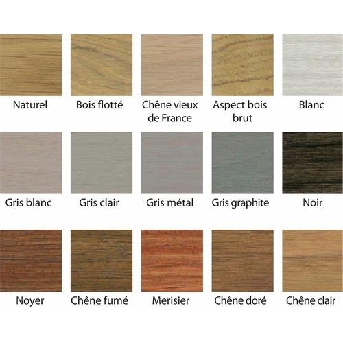 Mastic bois huile cire de protection et d coration blanchon naturel 1l - Decapant bois sans odeur ...