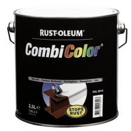 peinture combicolor vert mousse ral 6005 0 75l rust oleum f451934a anti rouille et entretien. Black Bedroom Furniture Sets. Home Design Ideas