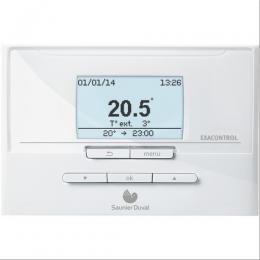 Accessoires chaudi re gaz thermostat d 39 ambiance - Thermostat pour chaudiere gaz ...