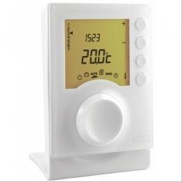 Thermostat digital sans fil programmable tybox 117 delta - Thermostat programmable sans fil ...