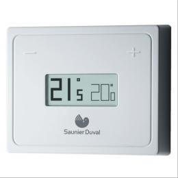 thermostat programmable connect migo saunier duval saunier duval f504106a accessoires. Black Bedroom Furniture Sets. Home Design Ideas