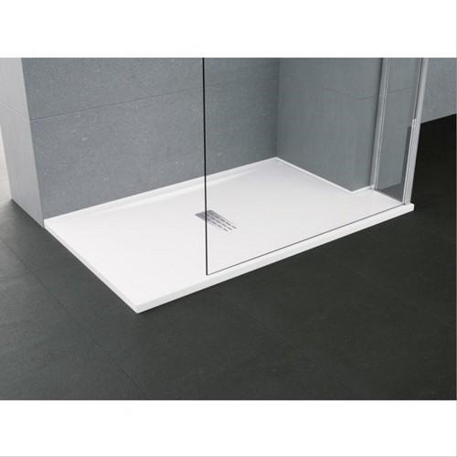 receveur de douche extra plat d coupable custom 160x80 novellini novellini diffusion france. Black Bedroom Furniture Sets. Home Design Ideas