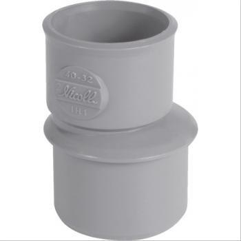 r duction pvc mf 125 100 nicoll f716242a nicoll r duction mf. Black Bedroom Furniture Sets. Home Design Ideas