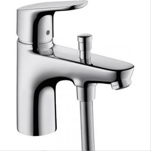mitigeur bain douche monotrou focus e hansgrohe nf. Black Bedroom Furniture Sets. Home Design Ideas