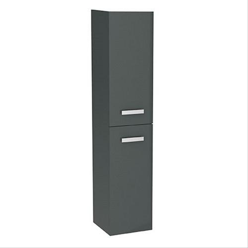 Colonne gris anthracite pour meuble nuevo l30xp32xh144cm l804347a meuble colo - Meuble gris anthracite ...