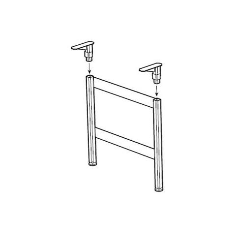 waterslim design plat pied de pose pour chauffe eau waterslim. Black Bedroom Furniture Sets. Home Design Ideas