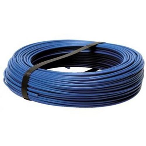 fil rigide h07v r 6mm 100m bleu q129301a fil fil rigide. Black Bedroom Furniture Sets. Home Design Ideas