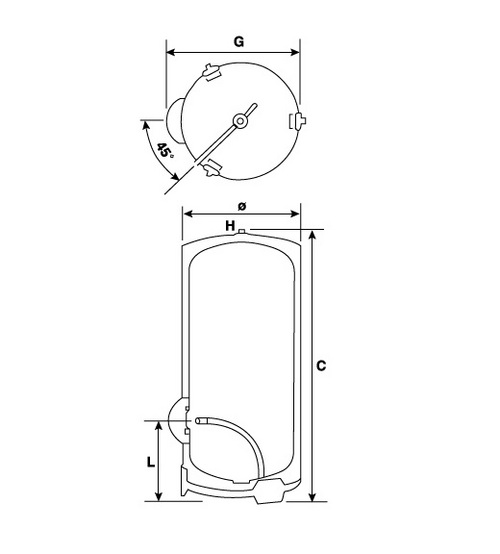 ariston expert confort chauffe eau ariston grande capacit stable. Black Bedroom Furniture Sets. Home Design Ideas