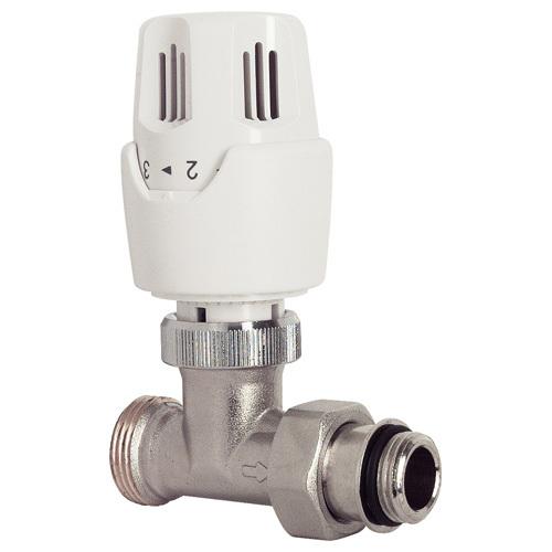 Robinet droit thermostatique s rie 3 4 ek m1 2 15 21 avec - Reglage robinet thermostatique ...
