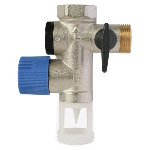 Vente de groupe de s curit pour chauffe eau sur plomberie pro for Groupe de securite chauffe eau