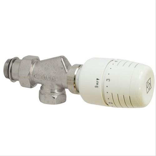 Robinet querre invers e thermostatique f1 2 15 21 avec - Robinet thermostatique equerre inversee ...