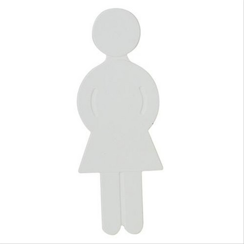 pictogramme femme normbau s6331a support et accessoires. Black Bedroom Furniture Sets. Home Design Ideas