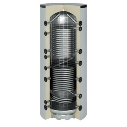 ballon sanitaire chauffage acier 1000 litres 1 serpentin pr pa eau chaude inox 2070x990 790. Black Bedroom Furniture Sets. Home Design Ideas