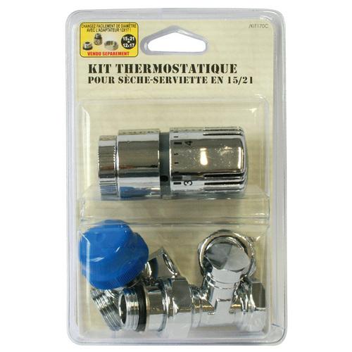 kit thermostatique 1 2 39 39 15 21 pour s che serviette skit170c s che serviette eau kit. Black Bedroom Furniture Sets. Home Design Ideas