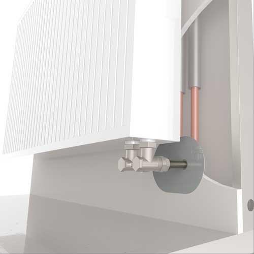 radiateur fixation pour radiateur. Black Bedroom Furniture Sets. Home Design Ideas