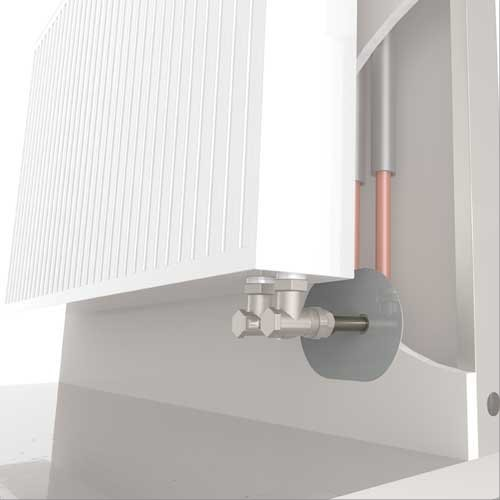 Kit raccordement radiateur glissement 16 per 14 for Raccorder un radiateur eau chaude